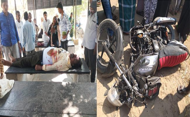 Brothers Died in Bike Accident YSR Kadapa - Sakshi