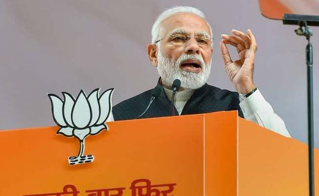 Narendra Modi Speech At BJP National Executive meeting - Sakshi