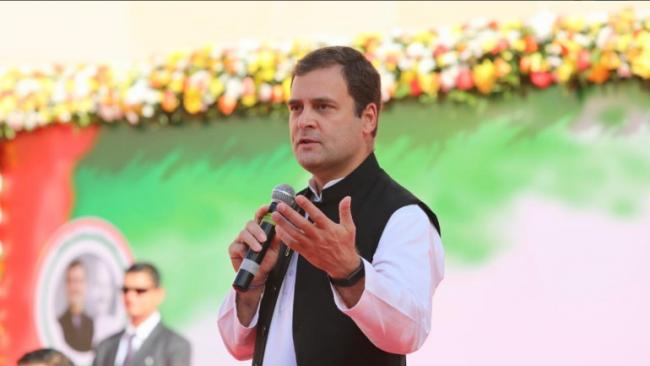 Rahul Gandhi Said Do Not Want An India Where Journalists Are Shot - Sakshi