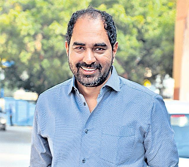 krish interview about ntr biopic movie - Sakshi