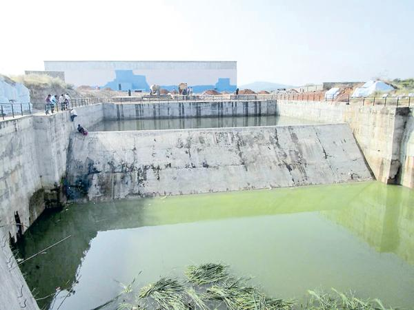 Rs 80 crores for SLBC Project - Sakshi