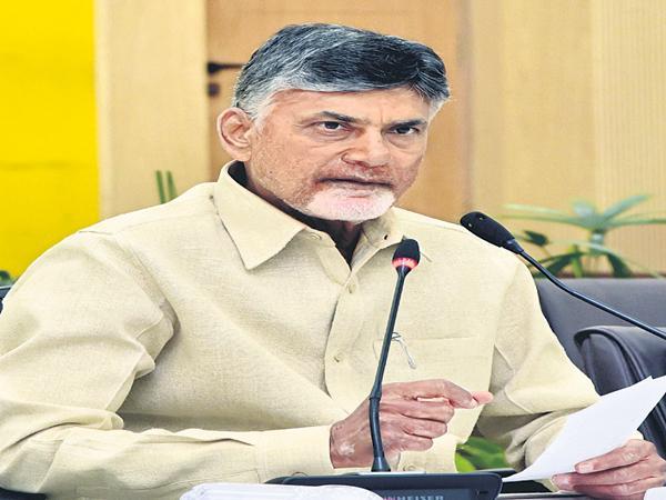 Chandrababu Comments on Central Govt at the press conference - Sakshi