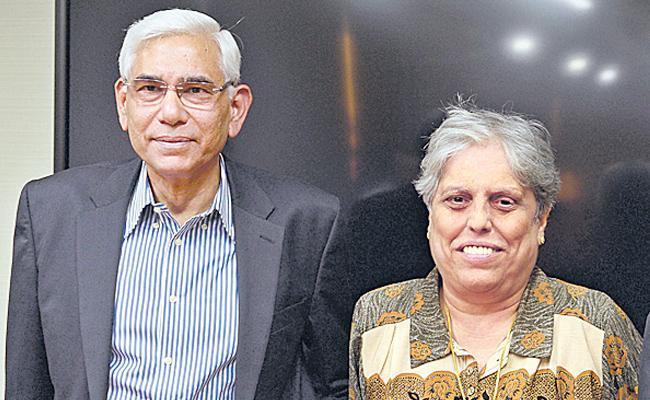 Vinod Rai wants to hasten up Hardik Pandya KL Rahul inquiry - Sakshi