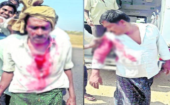 Stir Attack Case In Mahabubnagar - Sakshi