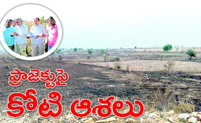 Reservoir Works Is Completely In Adilabad - Sakshi