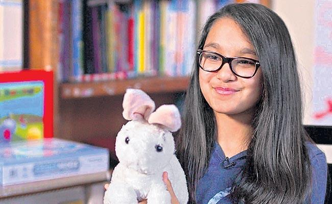 Samira Mehta who was a wonder kid learned coding at the age of six - Sakshi
