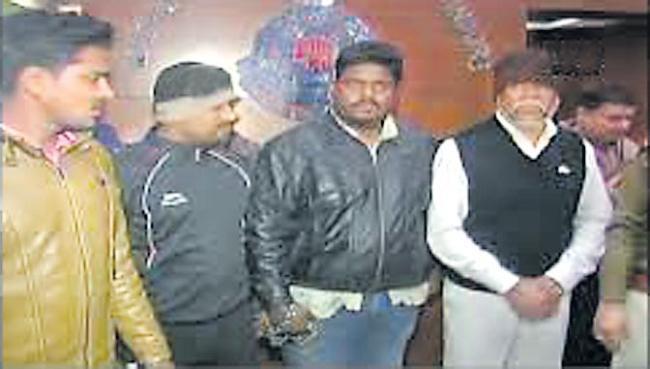 Congress leader Twinkle Dagre's murder was inspired by Drishyam movie - Sakshi