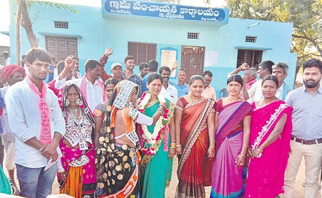 Panchayat Second Phase Nominations Ended - Sakshi