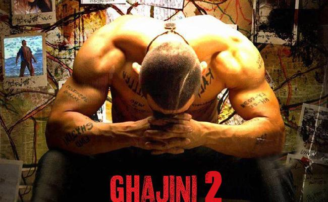 Sequel to Ghajini On The Cards - Sakshi