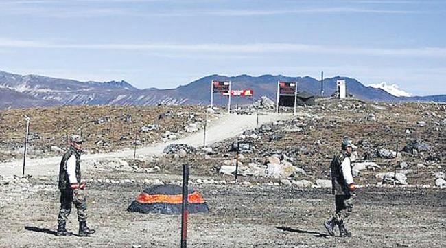 Govt to construct 44 'strategic roads' along India-China border - Sakshi