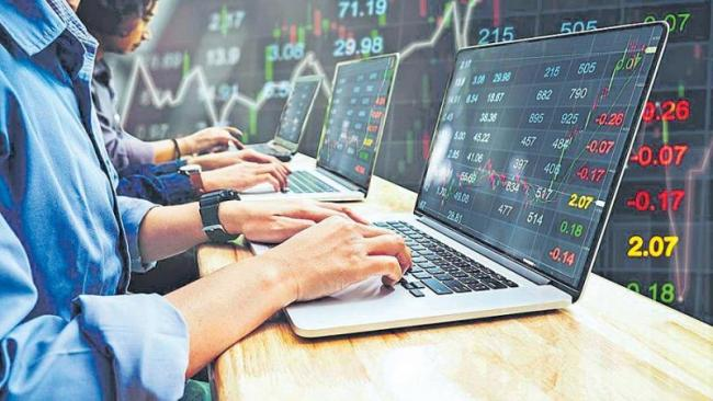 Inflation data, Q3 earnings will drive market this week - Sakshi