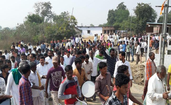 Panchayat Elections Notifications Ends Yesterday - Sakshi