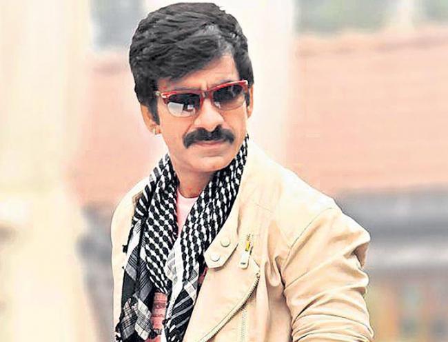 ravi teja dual role in disco raja movie - Sakshi