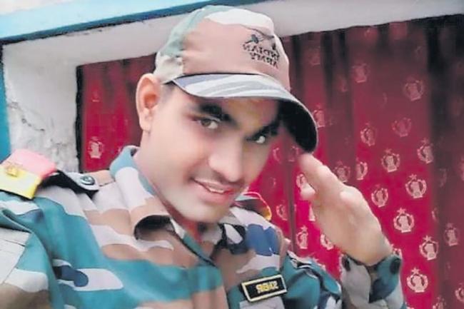 Pak female agent honey-traps 50 Indian soldiers - Sakshi
