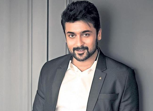 surya gifted gold coins for ngk movie technicians team - Sakshi