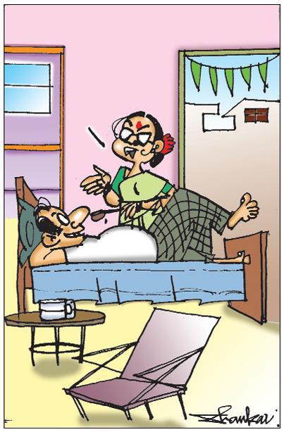 Sakshi Cartoon 14-01-2019