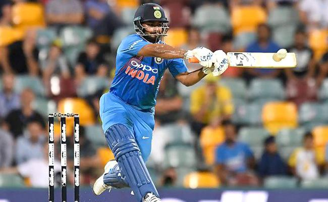 Rishabh Pant still part of World Cup plans, MSK Prasad - Sakshi