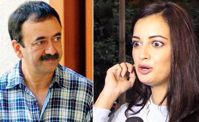 Dia Mirza Reacts To Sexual Assault Allegations Against Rajkumar Hirani - Sakshi