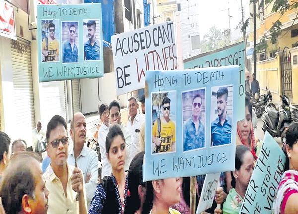 Molestation on girl from last three years - Sakshi