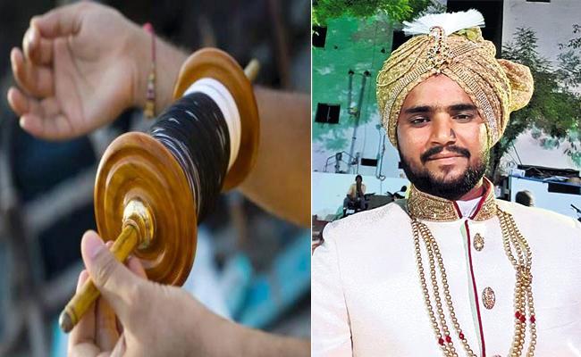 Man Died in Hyderabad While Flying Kites - Sakshi