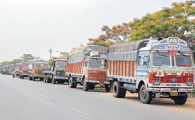 Single permit dispute between Telangana and Andhra Pradesh - Sakshi