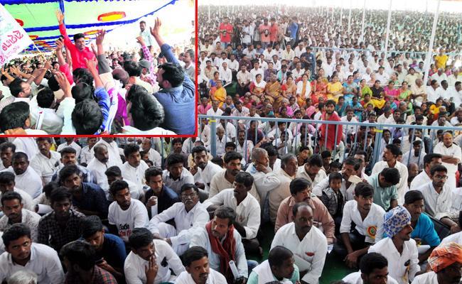 Gorantla Madhav Slams BK parthasarathi in Anantapur - Sakshi