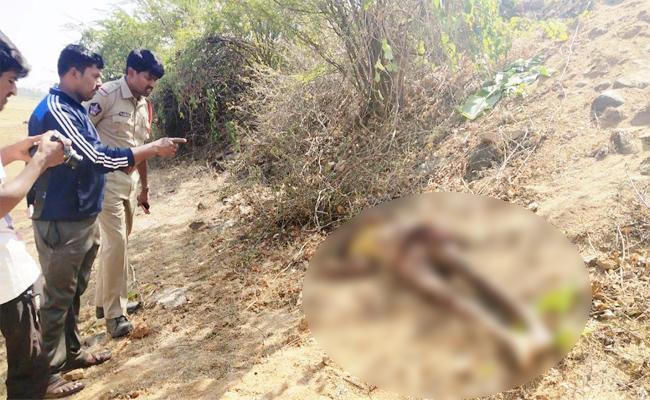 Brother Murdered in Assets Case Anantapur - Sakshi