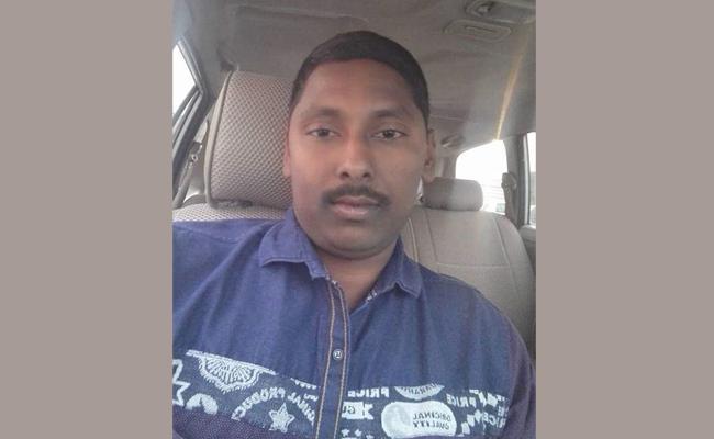Kadapa Person Nagaraj Died in Gulf Kuwait - Sakshi