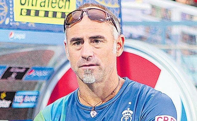 Paddy Upton was appointed as coach of Rajasthan Royals - Sakshi