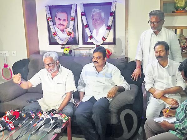 YV Subba Reddy Slams Chandrababu Naidu - Sakshi