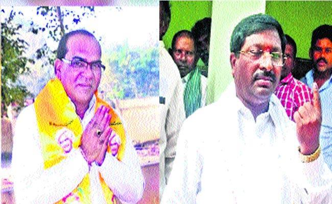 Thati Venkateswarlu And Mecha Nageswara Rao Sarpanch To MLA - Sakshi