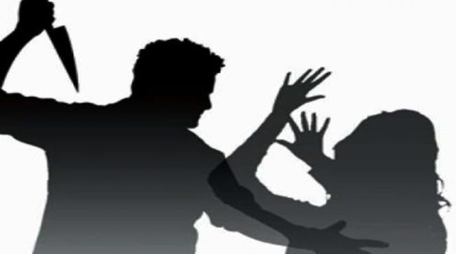 Husband Killed Wife in Allagadda Kurnool - Sakshi