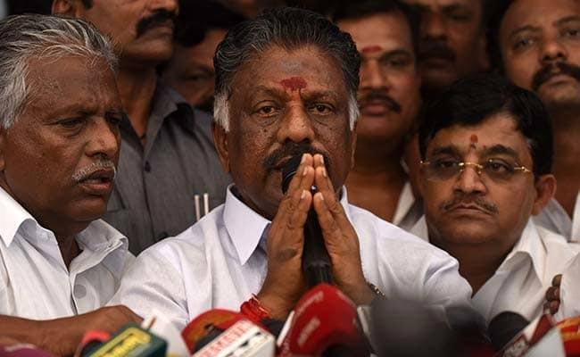 Anything Happened In Politics Says Panneerselvam  - Sakshi