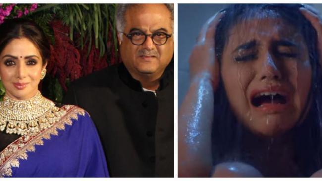 Boney Kapoor Sends Legal Notice To Priya Prakash Varrier - Sakshi