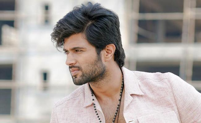Vijay Deverakonda Turns Playboy For His Next Film - Sakshi