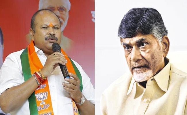 Kanna LakshmiNarayana Slams Chandrababu Over Governance In AP - Sakshi