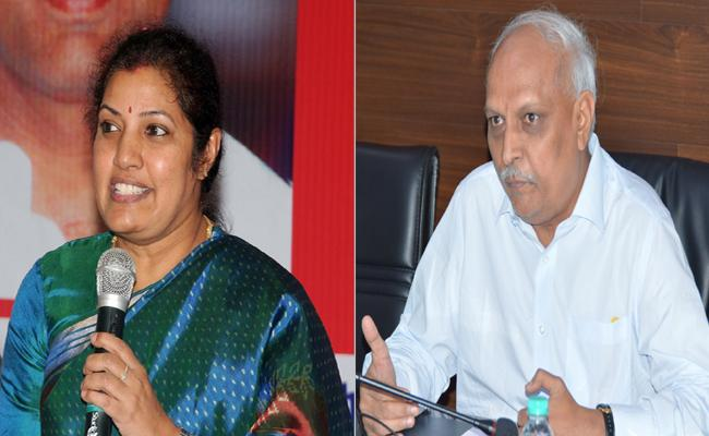 BJP Appointed Manifesto Committee For AP Elections - Sakshi