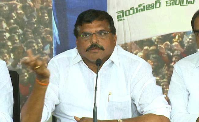 Botsa Satyanarayana Press Meet Over KTR Meets YS Jagan - Sakshi