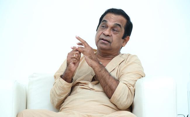 Comedian Brahmanandam Son Hero Gautham Press Release - Sakshi