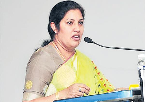 BJP Manifesto Committee as Purandeswari Chairperson - Sakshi