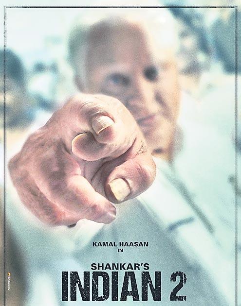 Kamal Haasan Returns As Senapathy - Sakshi