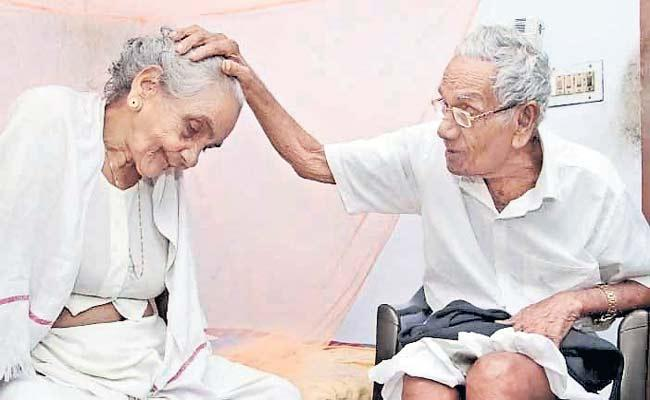 Gollapudi Maruthi Rao Article On Kerala Old Lover Couples - Sakshi