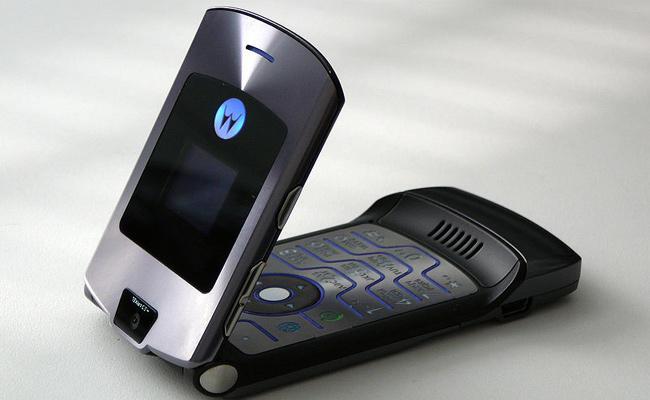 Motorola Razr to Make a Comeback Next Month as a Foldable Smartphone - Sakshi