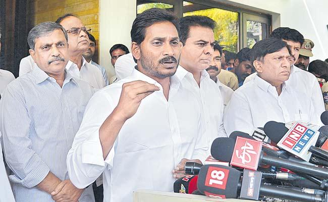 YS Jagan Comments On Special Status To AP - Sakshi
