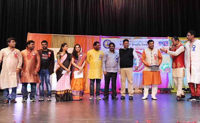 TAMA conducts Sankranthi Sambaralu in Atlanta - Sakshi