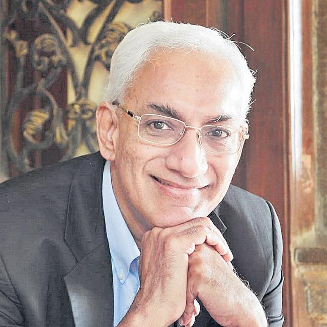 IAA Chairman, World President Srinivasan Swamy interview - Sakshi