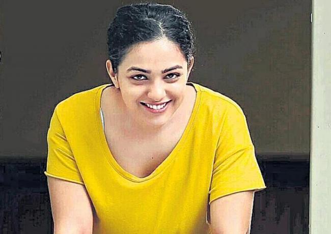 Nithya Menen in Web Series - Sakshi