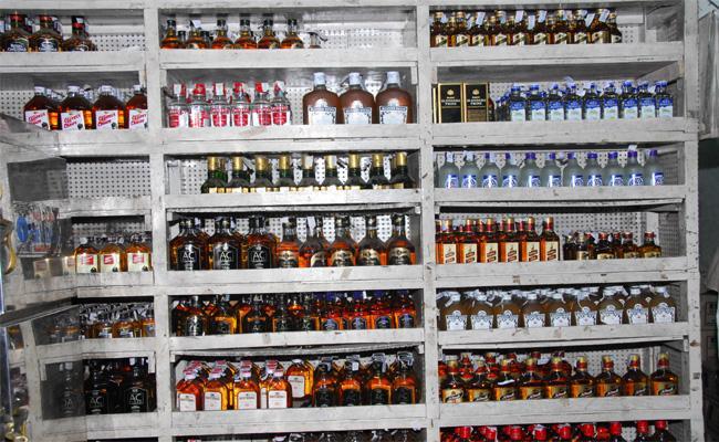 Alcohol Sales Double Rate on Sankranthi Festival - Sakshi