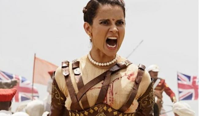 Kangana Ranaut Responds On Karni Sena Fury Over Manikarnika - Sakshi