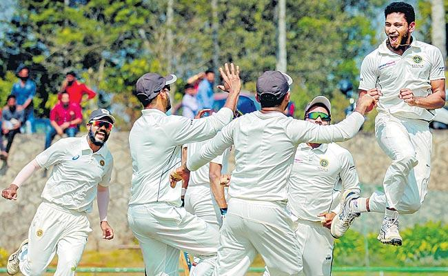 Ranji Trophy semi finals Kerala - Sakshi